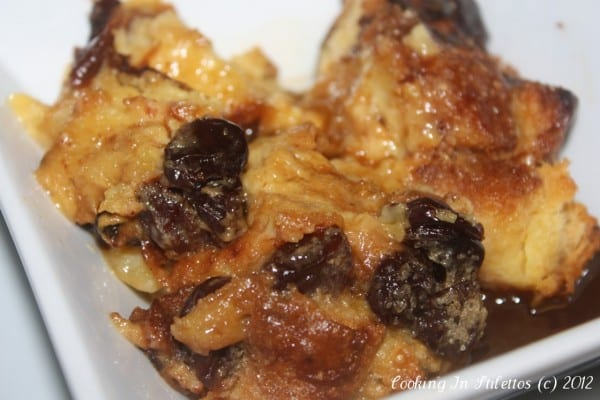 Panettone Bread Pudding - Final