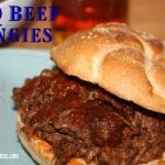 Secret Recipe Club: BBQ Beef Sangies