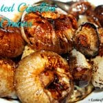 Balsamic Roasted Cipollini Onions