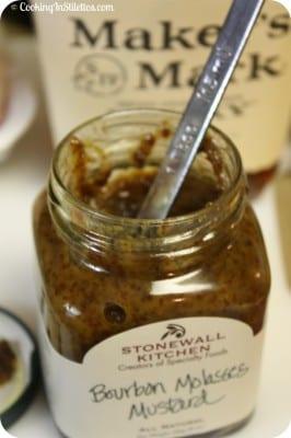 Bourbon Molasses Chicken - Stonewall Kitchen Mustard