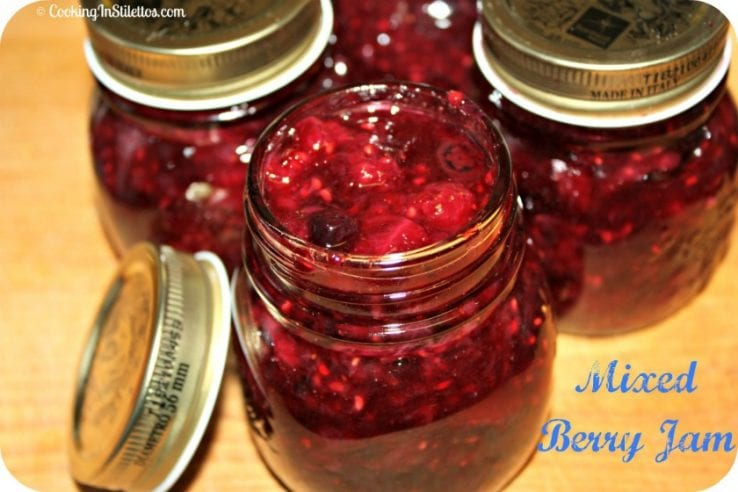 Tried and True: Mixed Berry Jam