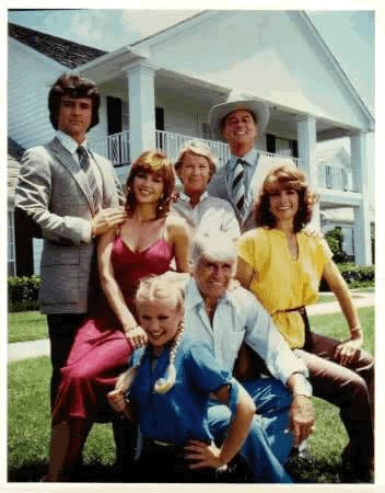 Dallas Cast - 1978