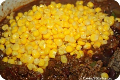 Southfork Chili - Corn