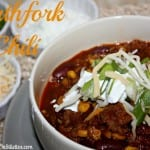 Miss Ellie's Kitchen: Southfork Chili