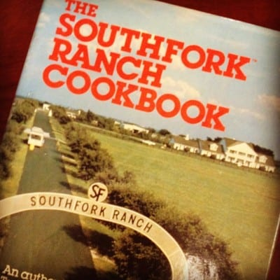 The Southfork Ranch Cookbook