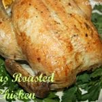 Tried and True: Citrus Roasted Chicken