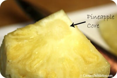 The Pineapple Core - Where Is It?