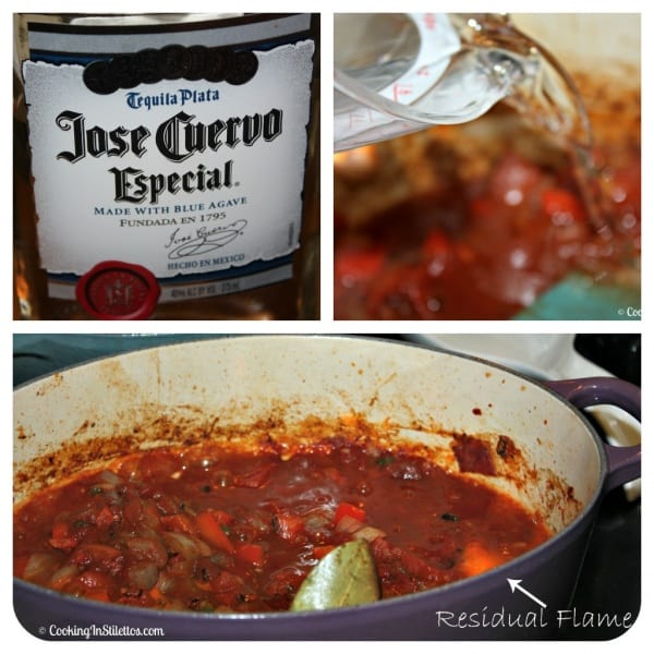 Short Rib Enchiladas - Tequila Inferno | Cooking In Stilettos