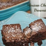 Visiting Taste As You Go With Some Mexican Chocolate Brownies