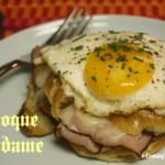 Emeril's Croque Madame Is A #SeriousSandwich