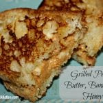 A Quick and Easy #Serious Sandwich: Peanut Butter Banana & Honey & A Winner!