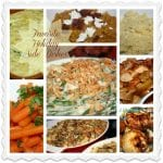 Tried And True Holiday Side Dishes
