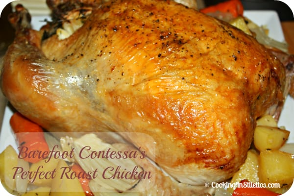 Recipe Redo: Barefoot Contessa's Perfect Roast Chicken