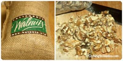 Breakfast Cookies - Walnuts