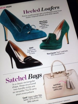 Next Issue - Fashion Magazines