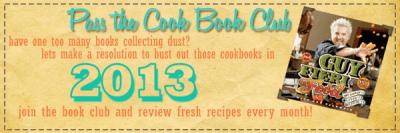 Pass The Cookbook Club
