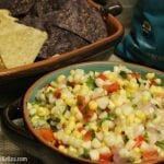 Snacks Get Simply Balanced and A Tried And True Fresh Corn Salsa Recipe
