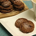 Recipe Redo:  Mexican Chocolate Cookies for #TheLeftoversClub