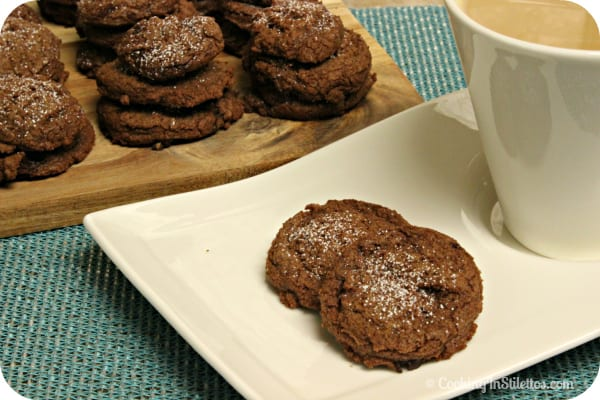 Mexican Chocolate Cookies | Cooking In Stilettos