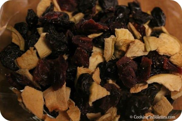Harvest Granola - Dried Fruit | Cooking In Stilettos