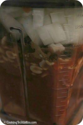 Slow Cooker Chicken Mole - Blender | Cooking In Stilettos