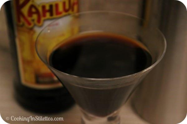 Kahlúa Vanilla Espresso Martini | CookingInStilettos,com