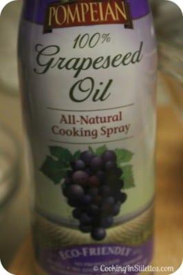Pumpkin Cherry Muffins - Grapeseed Oil Spray | Cooking In Stilettos