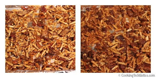 Bacon Bark- Before and After | Cooking In Stilettos