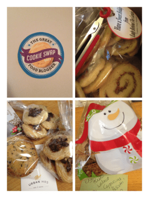 Sweet Treats from The Great Food Blogger Cookie Swap | Cooking In Stilettos