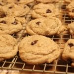 Rum Soaked Chocolate Chip Cookies – Perfect For The Holidays #TheLeftoversClub