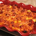 Stuffed Shells with Homemade Tomato Sauce – Comfort Food At Its Best #CleanPlate