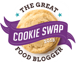 The Great Food Blogger Cookie Swap | 2013 Logo