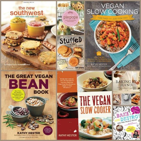 Appetizer Week - Cookbook Giveaway