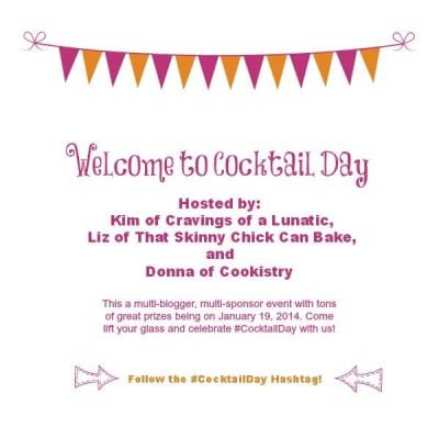 Cocktail Day - Welcome