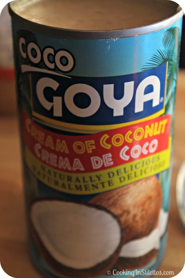 PB & J Wings - Coconut Cream | Cooking In Stilettos