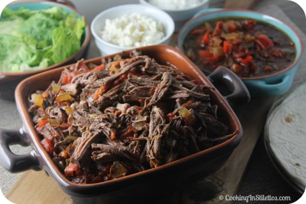 Slow Cooker Machaca Recipe — Dishmaps
