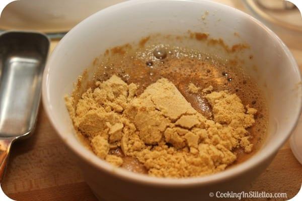 Rustic Balsamic Mustard - Ground Mustard   Cooking In Stilettos
