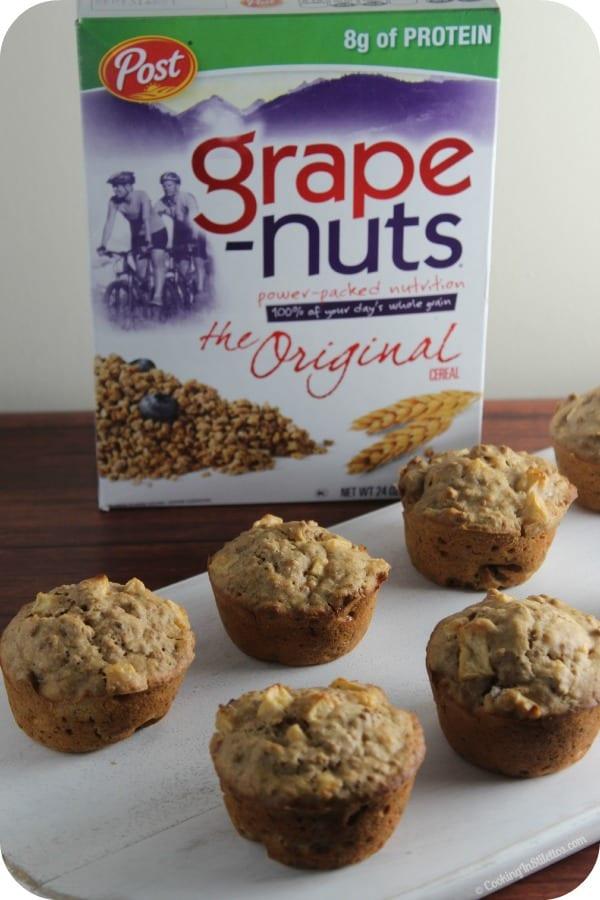 Spiced Apple Breakfast Muffins   Cooking In Stilettos