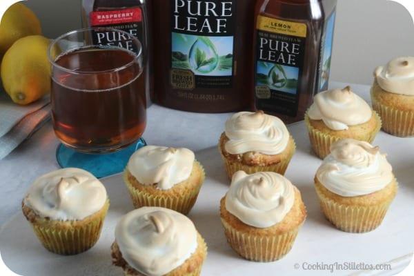 Lemon Meringue Muffins | Cooking In Stilettos