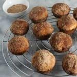 Cinnamon Donut Muffins | CookingInStilettos.com