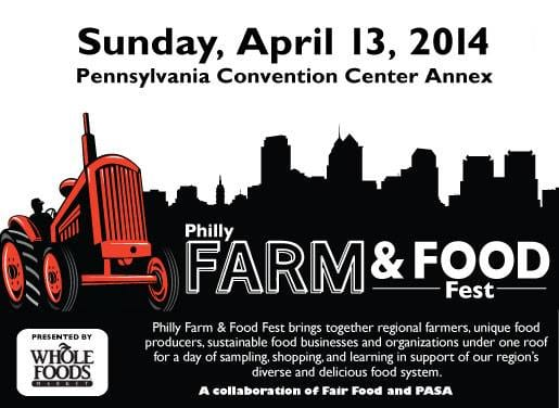 Philly Farm Food Fest - 2014