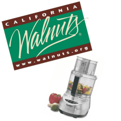 BrunchWeek Giveaway | California Walnuts Prize | Cooking In Stilettos