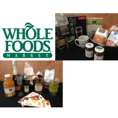 BrunchWeek Giveaway | Whole Foods Prize | Cooking In Stilettos