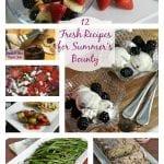 12 Fresh Recipes Spotlighting Summer Fruits and Vegetables