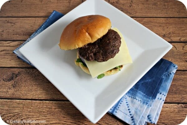 Beef Short Ribs Burgers With Horseradish Cream Sauce | Cooking In Stilettos