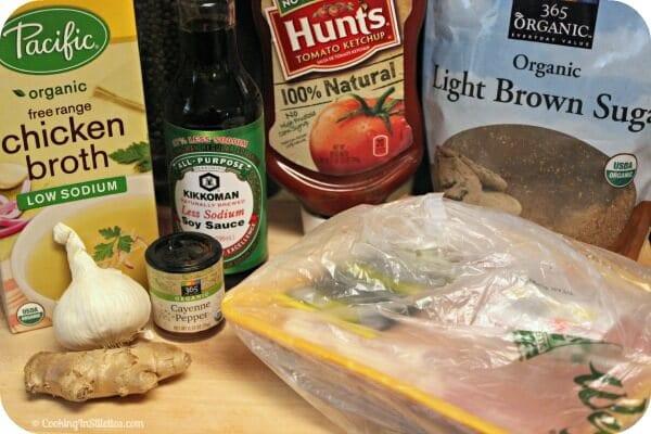 Huli Huli Chicken - Ingredients | Cooking In Stilettos