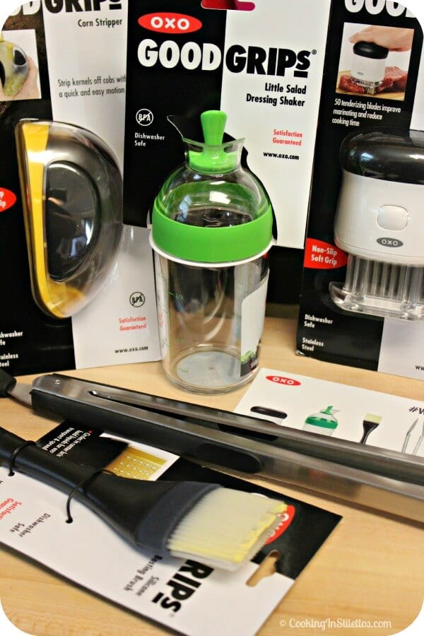 OXO Grilling Tools - They are #WhatAGrillWants