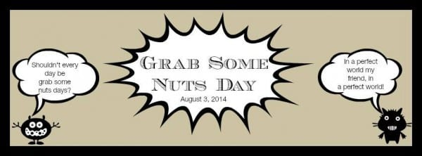 Grab Some Nuts Day | Cooking In Stilettos