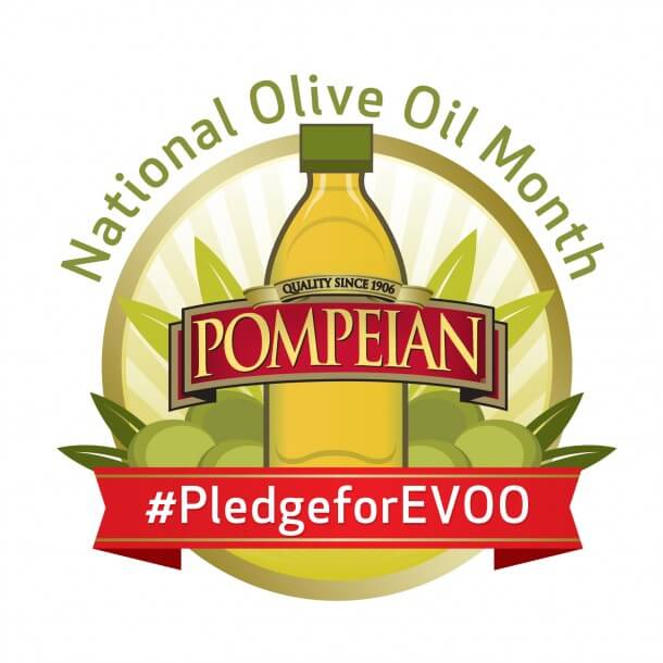 Pompeian Pledge for EVOO