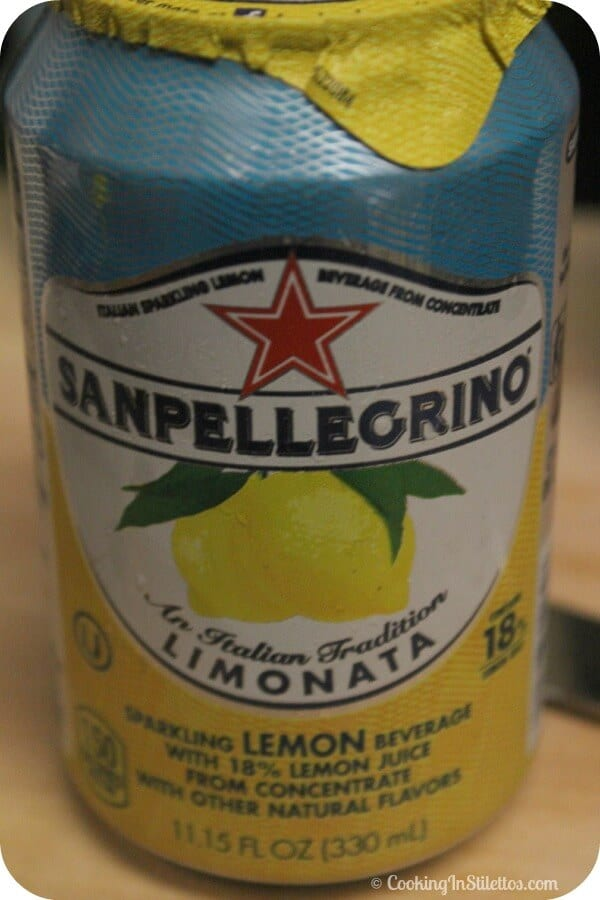 S. Pellegrino Bella Fruta Cocktail - S. Pellegrino Limonata | Cooking In Stilettos